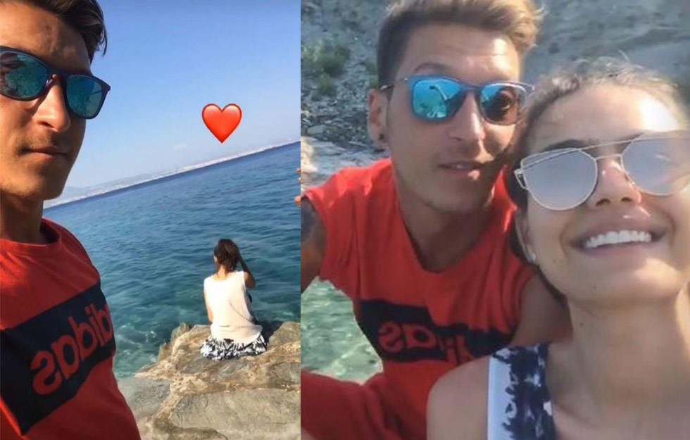 Mesut Özil'in Lüks Villası İlk Kez Görüntülendi! - 1