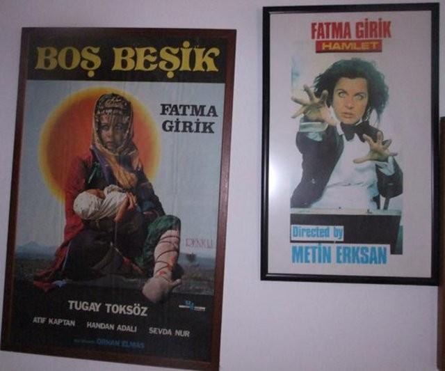 Fatma Girik'in Evi Sosyal Medyada Büyük Ses Getirdi - 1