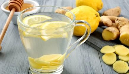 Aç Karnına Limonlu Su İçmenin Öyle Bir Faydası Ortaya Çıktı ki!
