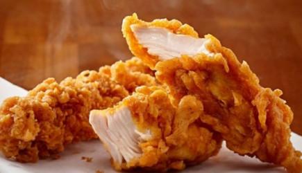 Fırında Çıtır Tavuk Tarifi