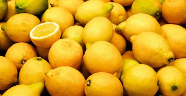 Ayağınıza Limon Suyu Sıkarsanız... Sonucuna Çok Şaşıracaksınız!