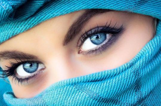 Dünyanın En Güzel Gözlü 10 Kadını!