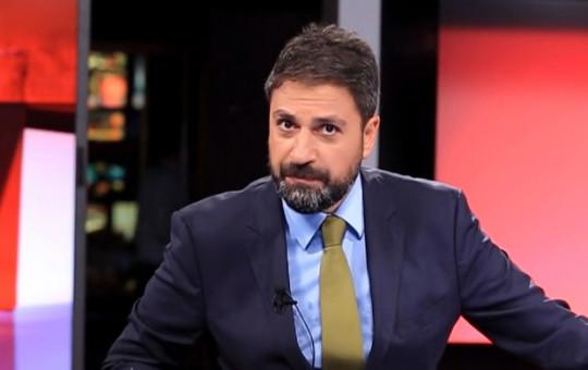 Canlı Yayında İstifa Eden Haber Spikeri Erhan Çelik'in Yeni Kanalı Belli Oldu!