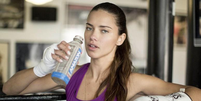 Victoria's Secret Mankenlerinin Zayıflama Egzersizleri